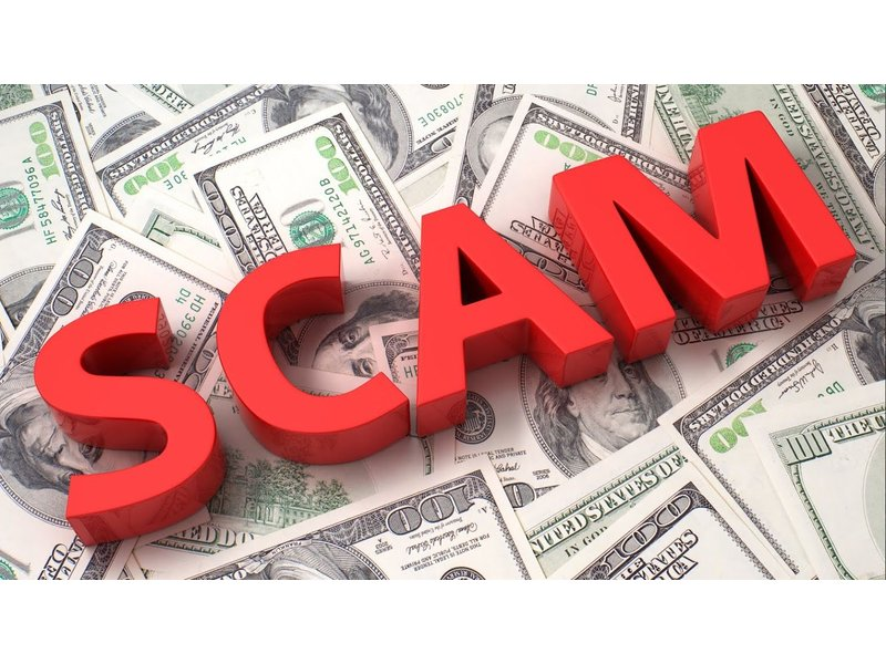 Top 10 Scams of 2016